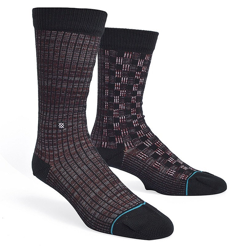 Stance - Everyday - Versaille - Maroon - Socks