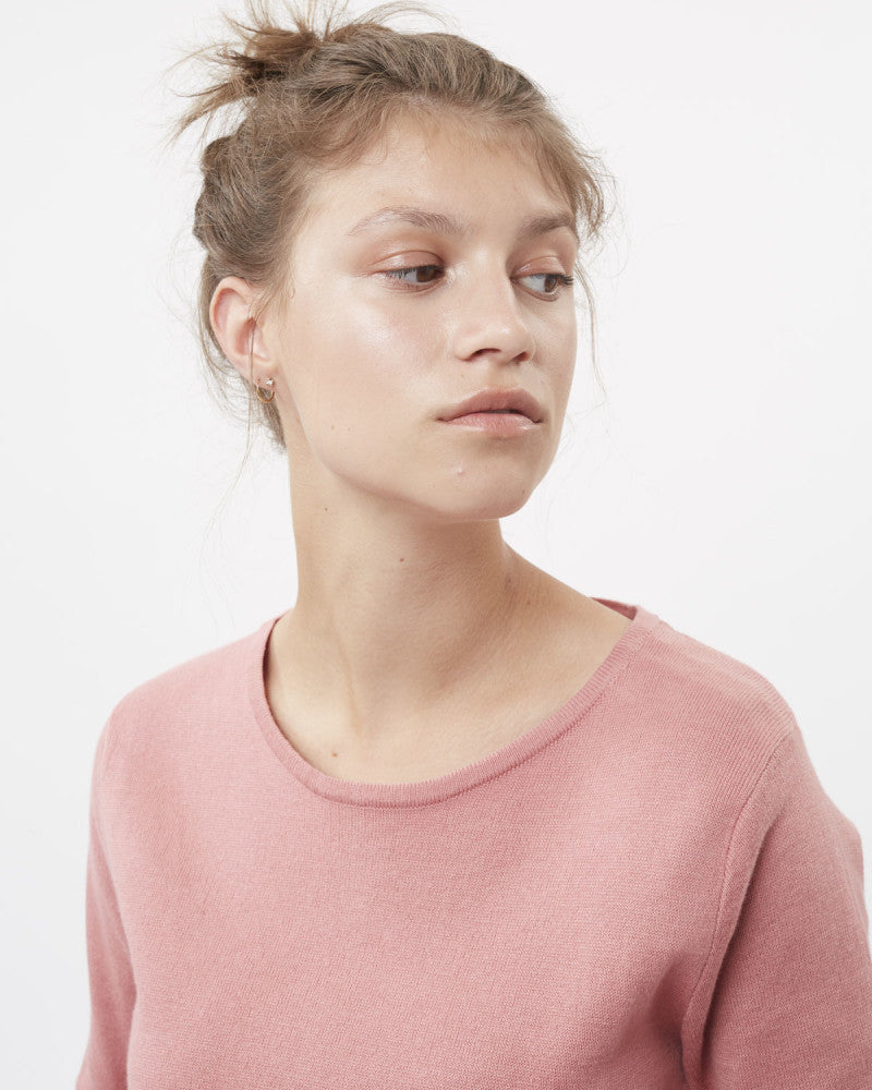 Minimum - Hela Jumper - Dusty Rose - Gals