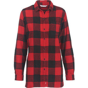 Woolrich - Oxbow Tunic, Old Red - Gals