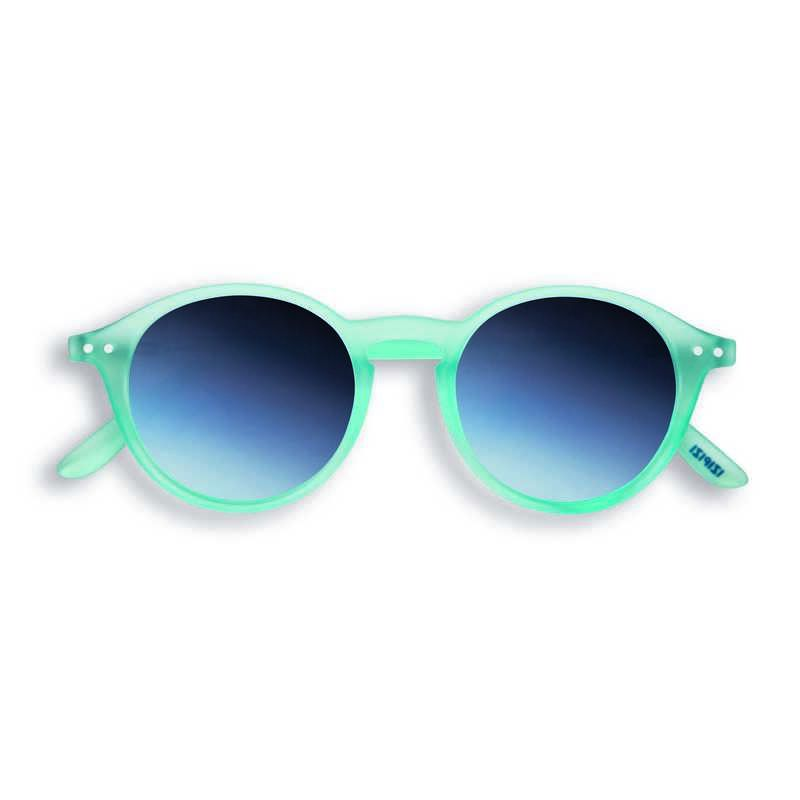 Izipizi - Sun - #D Flash Lights - Light Azure w/Blue Lenses