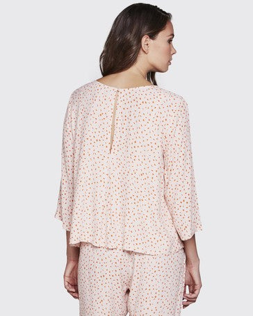Minimum - Kisser Long Sleeved Blouse - Gals