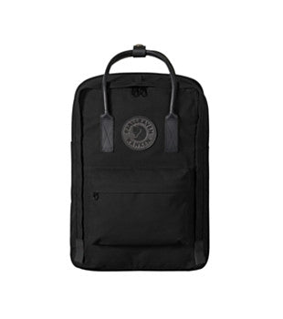 "Fjallraven - No. 2 Backpack 15"" laptop, Black"