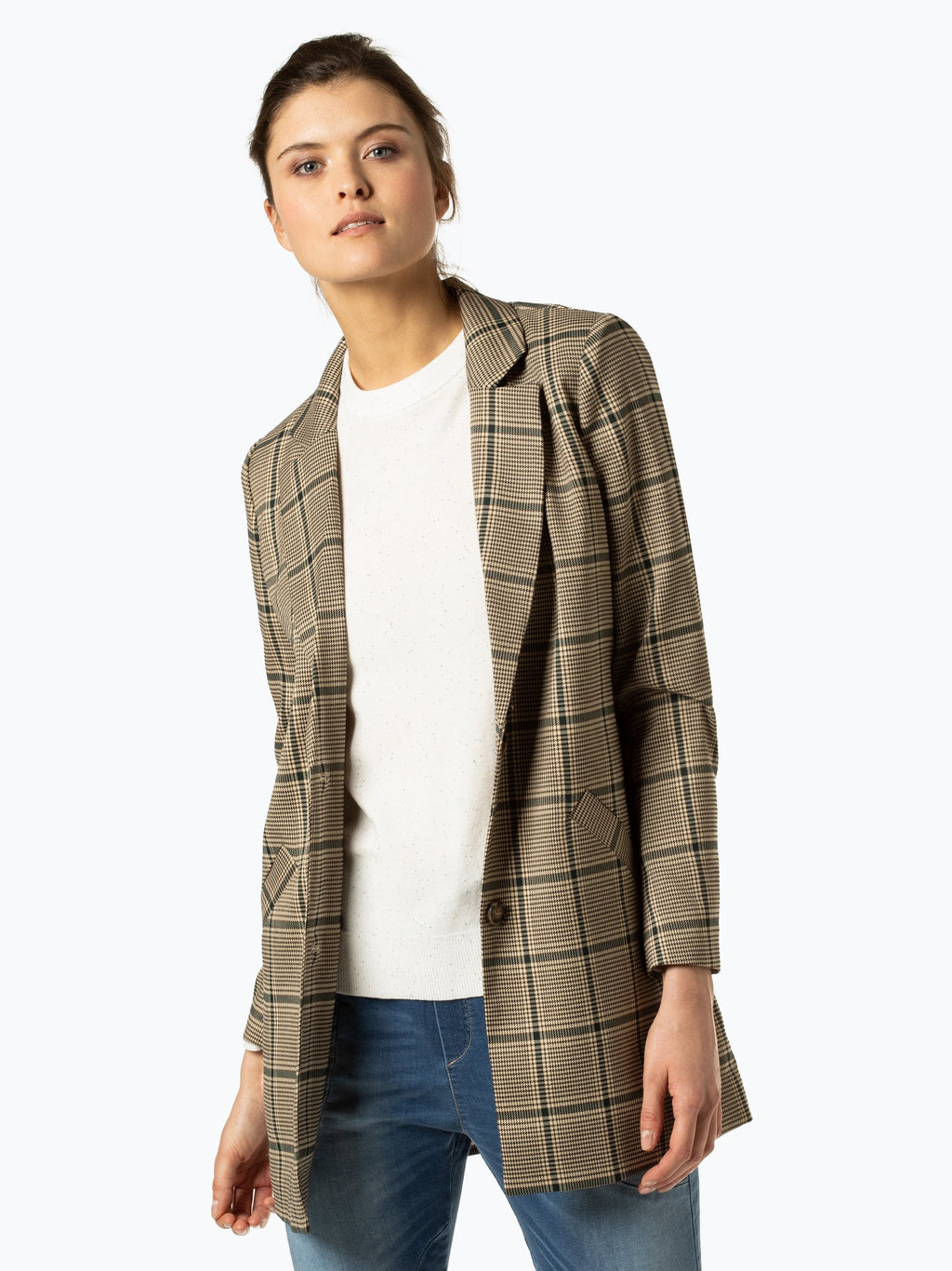 Minimum - Akriti Blazer - Golden Brown - Galz