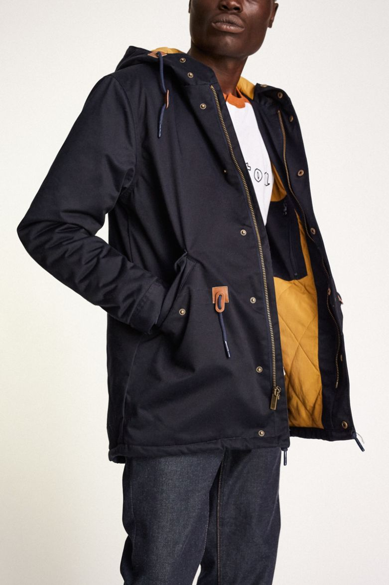Brixton - Monte Jacket - Navy - Guys
