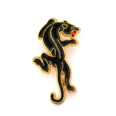 No Fun Press - Black Panther - Pin