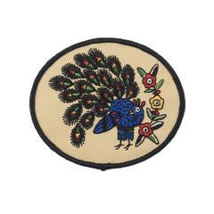 Explorer's Press 'Peacock' Patch