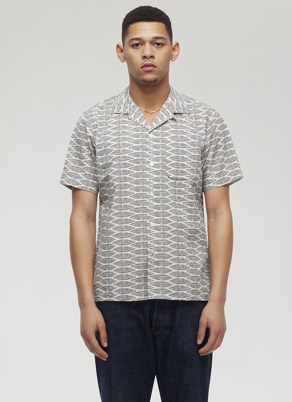 Penfield - Callahan S/S Shirt - Tan - Guys