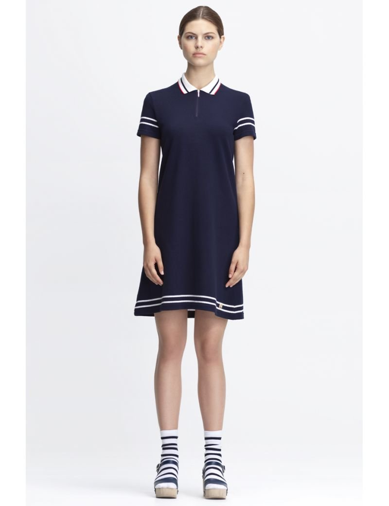 ad0d318a25 Armor Lux - Polo Dress Heritage - Gals