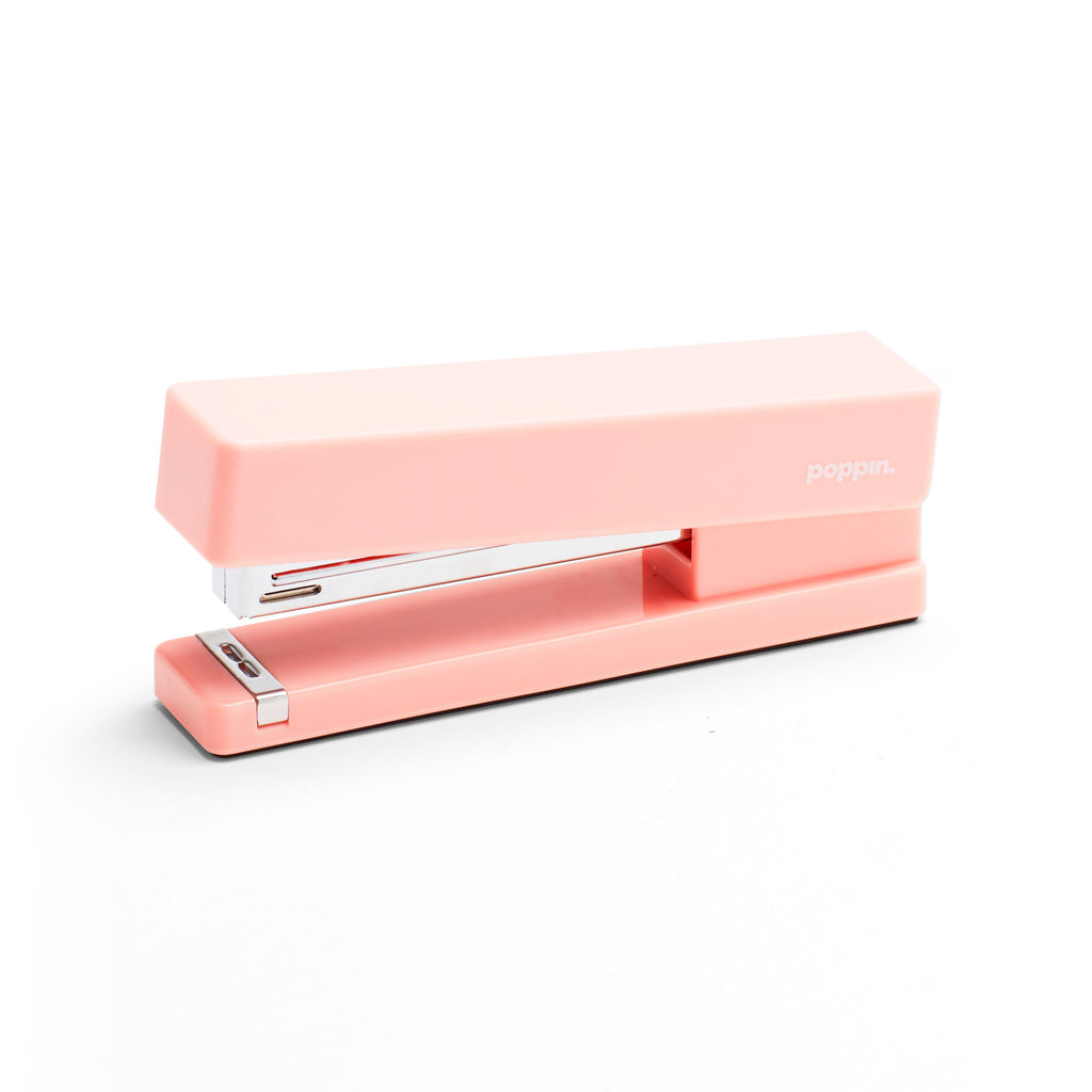 Poppin - Blush Stapler