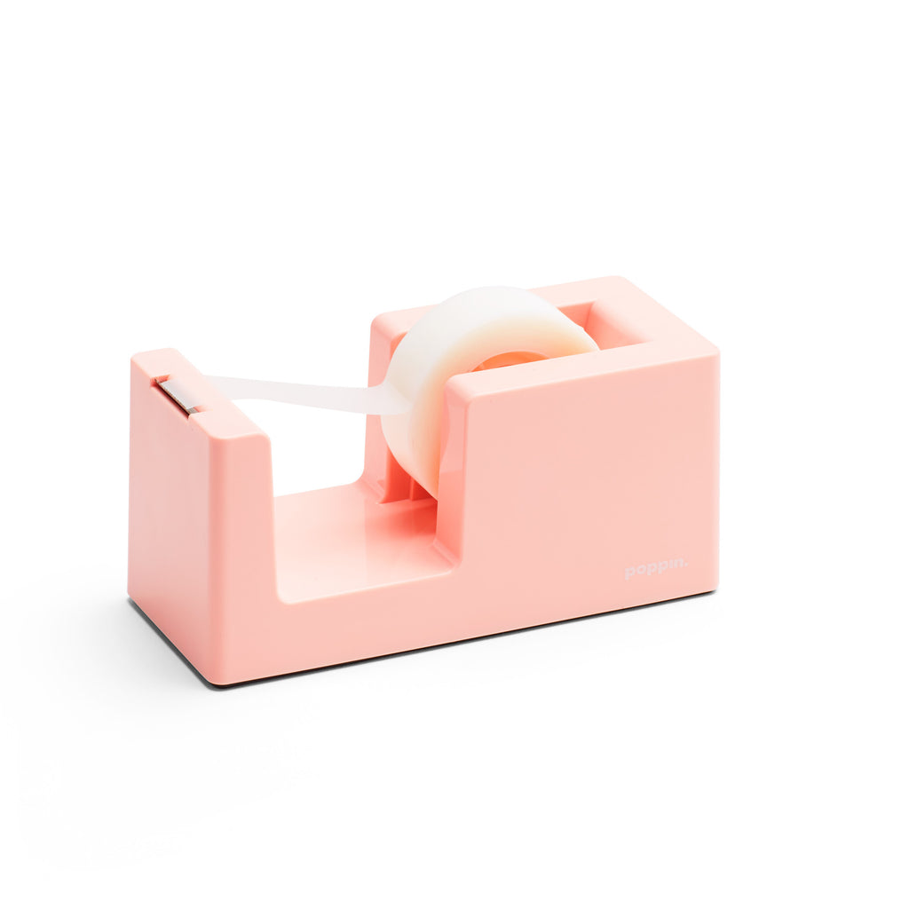 Poppin - Blush Tape Dispenser
