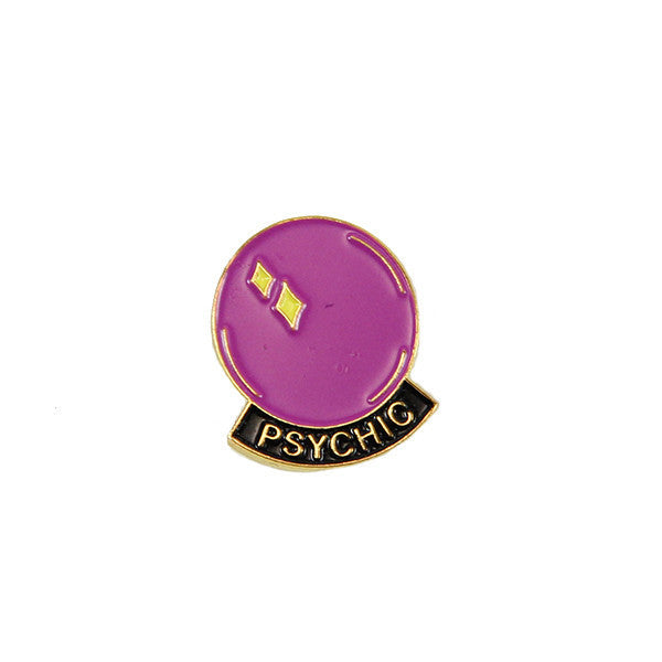 Explorer's Press 'Psychic' Pin