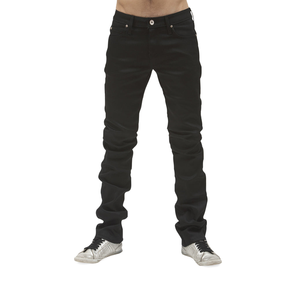 Naked & Famous - Skinny Guy - Black Power-Stretch - Guys
