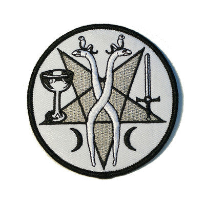 Really Man - Tarot Patch
