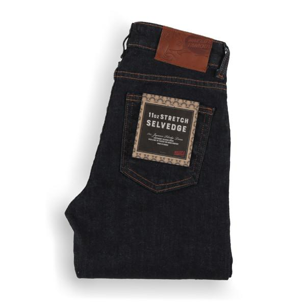 Naked And Famous - The High Skinny - 11oz Stretch Selvedge - Gals