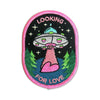 Looking For Love - Embroidered Patch