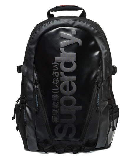 Superdry - Mono Tarp - Black - Backpack