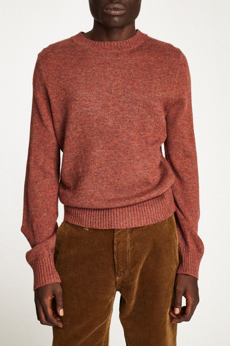 Brixton - Wes Sweater - Clay - Guys