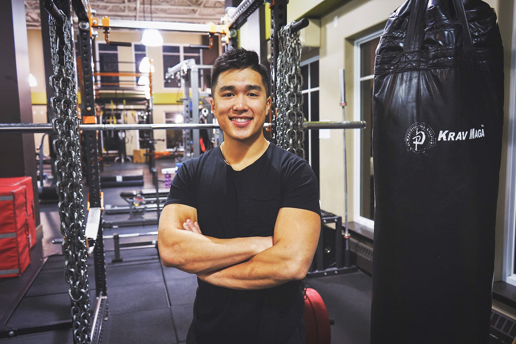 Anthony Huynh - Fitness Trainer