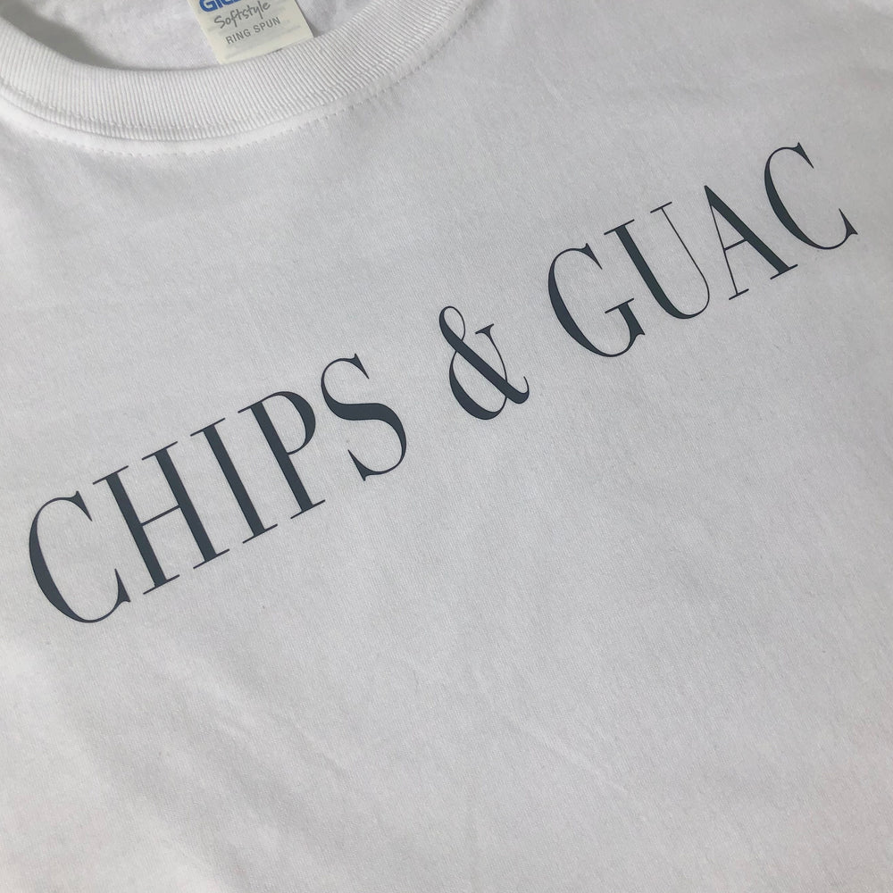 Chips & Guac Graphic Tee - Mel & Mae