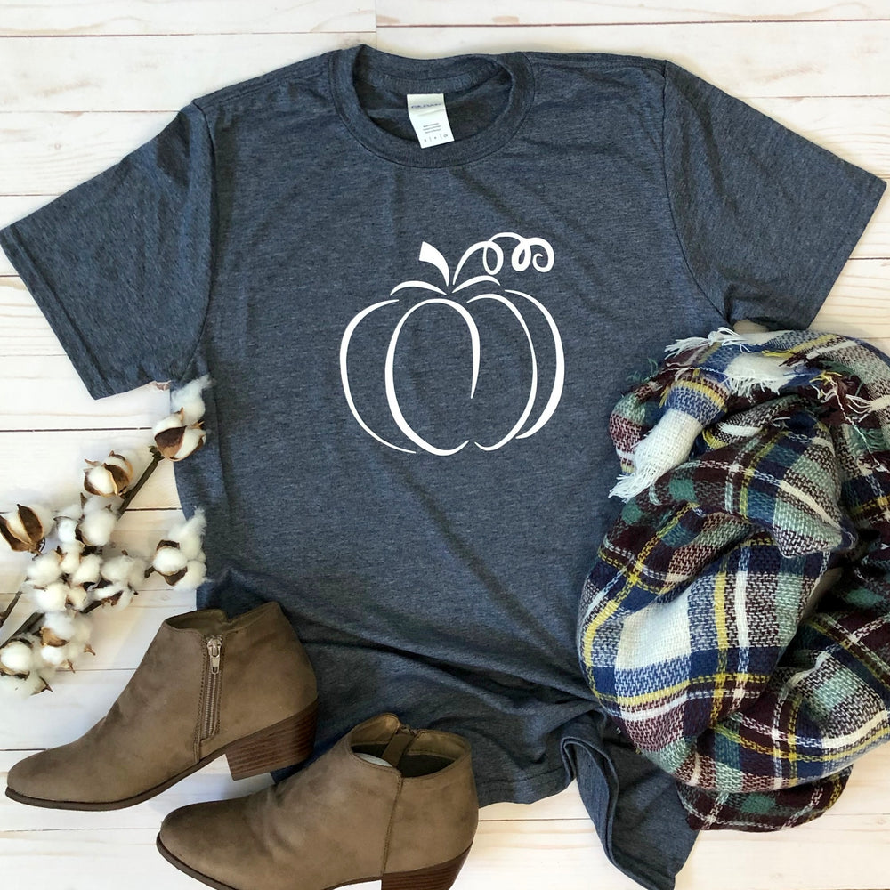Pumpkin Graphic Tee
