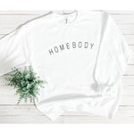 Homebody Sweatshirt in White