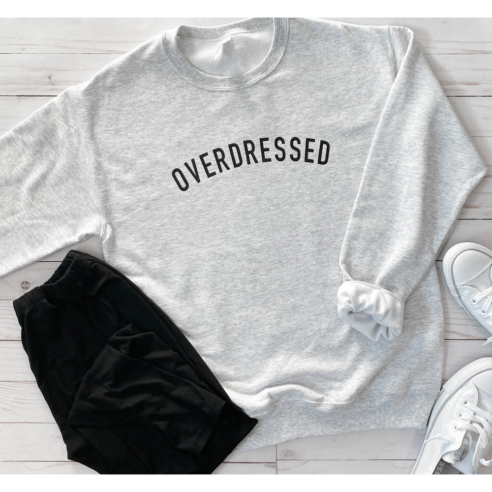 Overdressed Graphic Sweatshirt