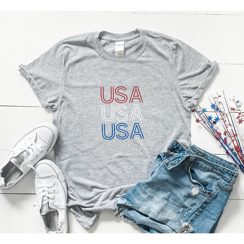 Retro USA Graphic Tee
