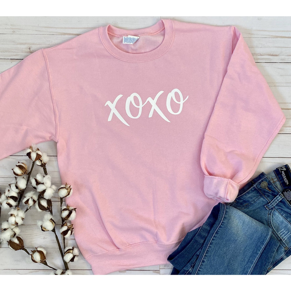 XOXO Graphic Sweatshirt
