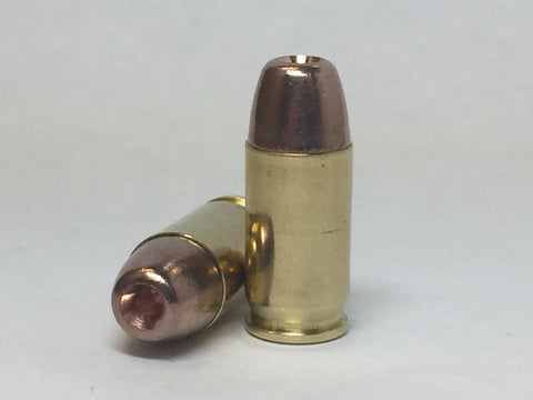 .380 ACP 75 gr Hollow Point (CASE OF 500 ROUNDS)