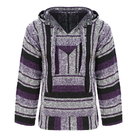 Baja Hoodie - Light Purple