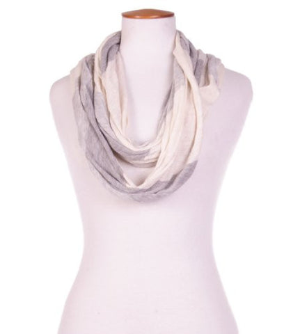 Misericordia Rayda 4 Colour Scarf