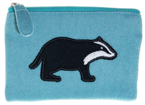 Badger Fair Trade Felt Purse