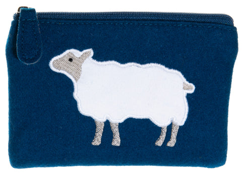Sheep Fair Trade Felt Purse