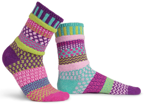 Solmate Socks Dahlia Adult socks