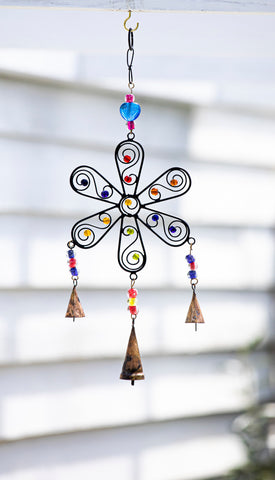 Flower Windchime