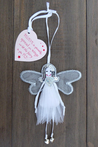 'Believe In Yourself' Quote Fairy