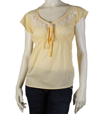 Bibico Cassie Blouse (Yellow)