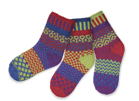 Dragonfly Kids Solmate Socks