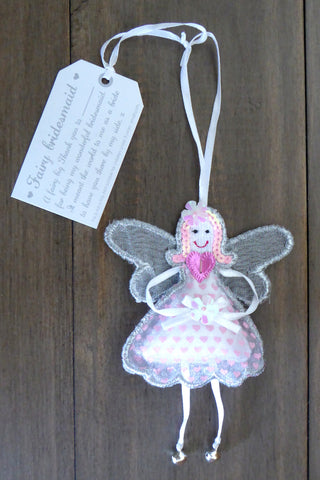 Fairy 'Bridesmaid'