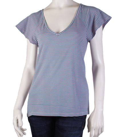 Giggle Vikki Stripe Top