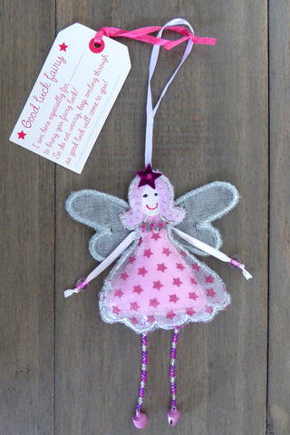 'Good Luck' Fairy