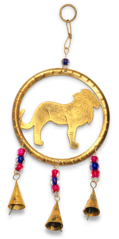 Lion Windchime