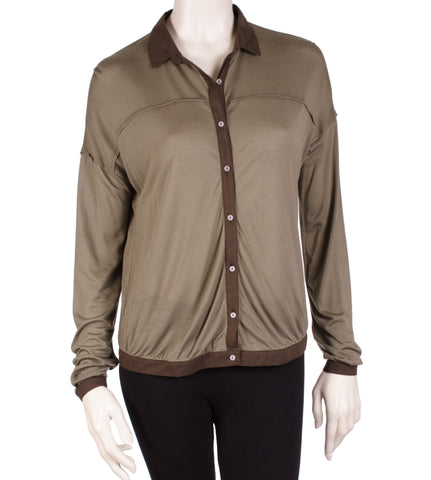 Misericordia Nata Top (Green)