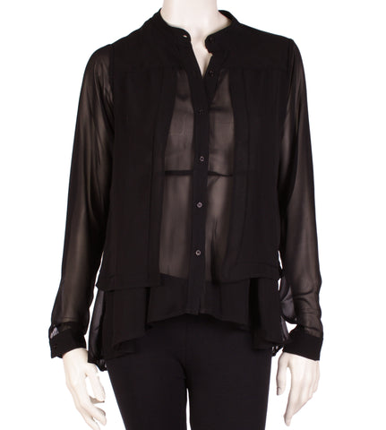 Misericordia Setenta Chiffon Blouse