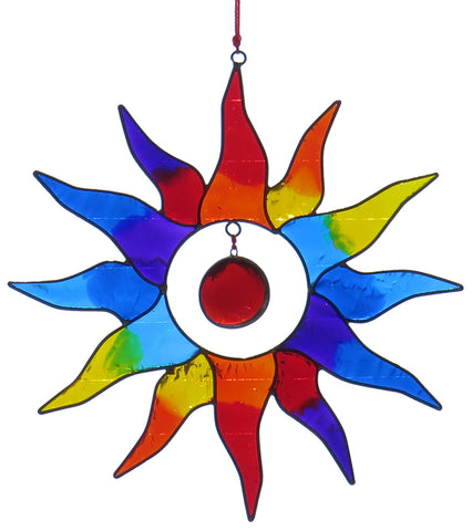 Rainbow Sun Suncatcher