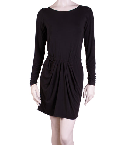 Nancy Dee Grace High Neck Dress