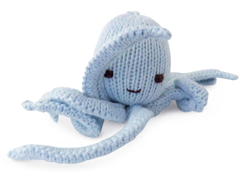 Light Blue Octopus
