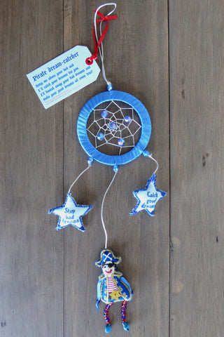 Pirate Dreamcatcher