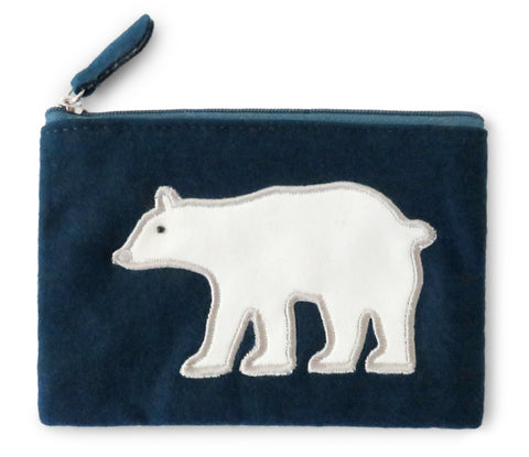 Polar Bear Fair Trade Purse