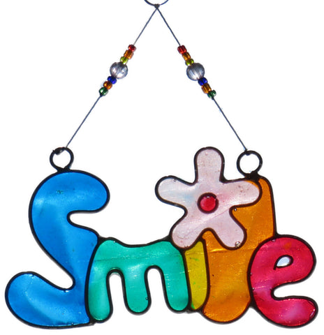 Smile Sun Catcher